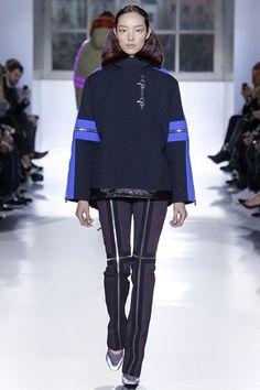 Balenciaga, Fall 2014- eemoo kim