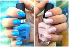 Cuccio Colour, smalti Pink Champagne e All Tide Up [REVIEW] @cuccio-colour