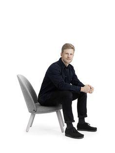 Designer Hans Hornem