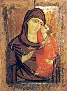 The Theotokos with Child icon, St Catherine's Monastery. Saint Catherine's Monastery, Saint Katherine, Vatican Library, Christ Pantocrator, Mount Sinai, Christian Art, Ikon, Saints, Old Things