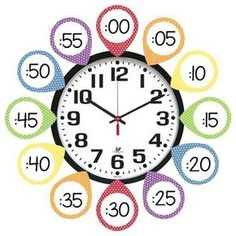 Printable Clock Labels {FREEBIE} - Mini Star Theme Clock labels perfect to add to your classroom dec Classroom Clock, First Grade Classroom, Classroom Displays, Classroom Themes, School Classroom, Classroom Labels, Classroom Freebies, Math School, Classroom Rules
