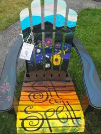 Art chairs return to Ruston for viewing this week and silent auction Saturday - GO Arts