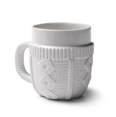 Sweater Mug >> Cute!
