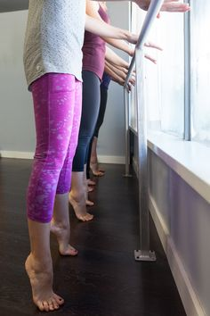 We consulted Pure Barre's senior master trainer, Shalisa Pouw, to ask how intermediate barre-goers can get the get the most out of their workout.