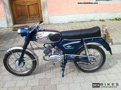 ZUNDAPP C50 Mod. 1969