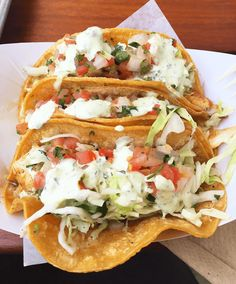 Gott's Roadside has delicious fish tacos in Napa Valley