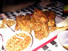 Fried Chicken - Gus' World Famous, Memphis, USA