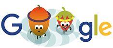 Dag 8 af 2016 Doodle Fruit Games! Læs mere på g.co/fruit