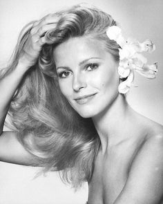 Classic beauty Cheryl Ladd