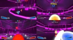 Disco Dodgeball updated with split screen local multiplayer