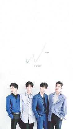 #Nu'est W#JR#Aron#Ren#Baekho