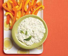 Artichoke and Herb Yogurt Dip