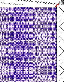 weaving draft wif here http://www.milesvisman.com/patterns/advancing_twills/advancing_twill_2.wif