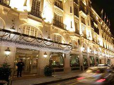 Le Bristol Hotel, Paris (© Rex Features)