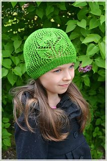 Endless Spring Hat: http://www.ravelry.com/patterns/library/endless-spring-hat