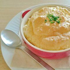 珈琲店の美味しさをご家庭で。 ふわっふわ。しゅわっしゅわ。 チーズとホワイトソースで濃厚な味わい。