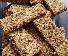 Rezept Müsliriegel mit Cranberries von Cloudy143 - Rezept der Kategorie Backen süß