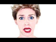 Prachtige parodie op de song en clip van Wrecking ball van Miley Cyrus. De tekst gaat in op het uitbundige lik-gedrag van Miley. Tieners vinden dit extreem grappig (en ik ook).