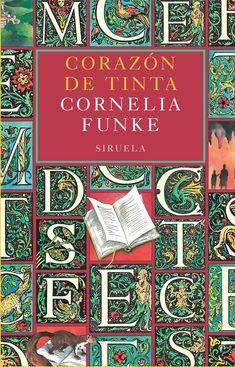 Resultado de imagen para Cornelia Funke, Corazón de tinta