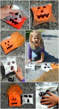 Bubbling Boos & Popping Pumpkins