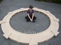Build A Life-Size Stargate And Get Ready To Travel The Universe!