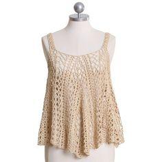 #crochet I want