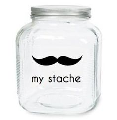 """My stache"" LOVE THIS!!!"