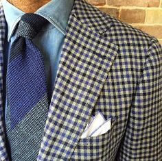 Blue fever Jacket by @Cesareattolini, shirt by @finamore1925 tie and pocketsquare by @violamilano #Elegance #MadeinItaly #Fashion #Menfashion #Menstyle #Luxury #Dapper #Class #Sartorial #Style #Lookcool #Trendy #Bespoke #Dandy #Classy #Awesome #Amazing #Tailoring #Stylishmen #Gentlemanstyle #Gent #Outfit #TimelessElegance #Charming #Apparel #Clothing #Elegant #Instafashion