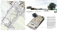Huerto colectivo, parque y espacio escénico - Serrano + Baquero Arquitectos