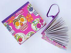 Conjunto Caixa + Caderno Las Calaveritas