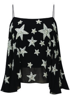 Star Embellished Cami, $150: Kate Moss for Topshop | Boca Raton Magazine