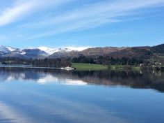 Lake cruise on Ullswater - The Lake District