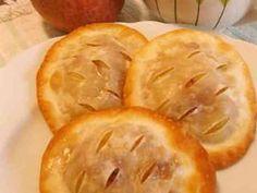 簡単アップルパイ✿実は餃子の皮の画像