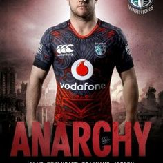 2015 Training Jersey  (Anarchy)