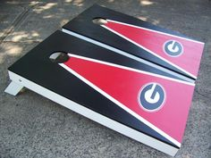 Georgia Corn Hole