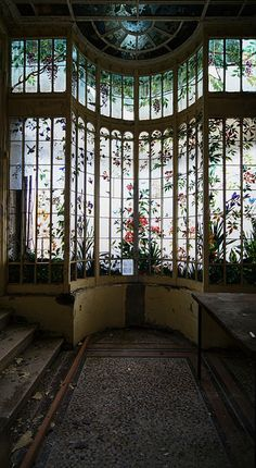 Jardin artificiel. by LoquioR on Flickr.