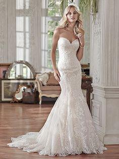 Maggie Sottero Rosamund Size 12 $1,698 - Debra's Bridal Shop at The Avenues 9365 Philips Highway Jacksonville, FL 32256 (904) 519-9900