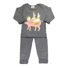 Oh Baby! Two Piece Set | When Pigs Fly