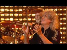 Queen + Adam Lambert - Somebody To Love - New Years Eve London 2014