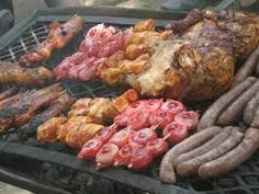 Braai in Giussano, Lombardia Cooking Photos, Sausage, Pork, Meat, Kale Stir Fry, Sausages, Pork Chops, Chinese Sausage