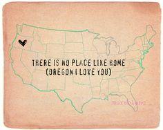 Oregon ♥
