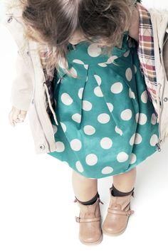 Precious Couture: ZARA for the Mini's Look Book