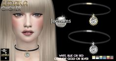 JomsimsCreations : Judaka Choker.