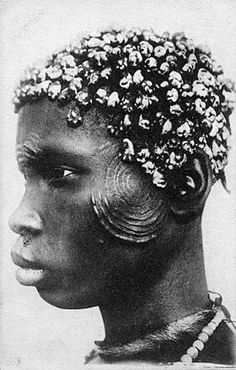 African Scarification | No further details provided at the source