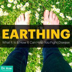 Earthing - Dr. Axe
