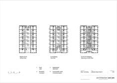 Image 10 of 12 from gallery of Loftwonen Strijp-S / architecten Apartment Plans, How To Plan, Words, Lent, Image, Layouts, Buildings, Apartment Plants, Lenten Season