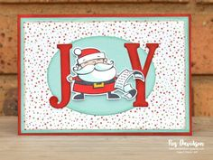 Stampin' Up! Heart of Christmas #6 2018