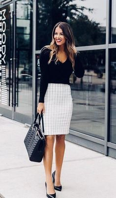38 Pretty Business Casual Outfits to Your Style Inspiration Casual Outfit cute business casual outfits Business Outfit Frau, Business Casual Outfits For Women, Business Attire, Business Women, Stylish Outfits, Business Casual Womens Fashion, Business Professional Attire, Office Outfits Women, Teenager Outfits