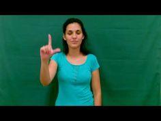 Lengua de Señas - Instituto de Idiomas: Nivel 1: Días de la semana V Neck, Videos, Tops, Women, Fashion, Sign Language, Moda, Fashion Styles, Fashion Illustrations