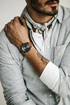 His Commuter Watch. Simple, clean and can't be beaten.